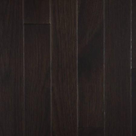 Dark hardwood floor stain