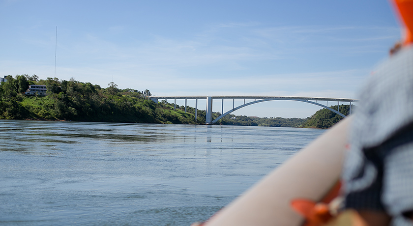 iguassu river tour
