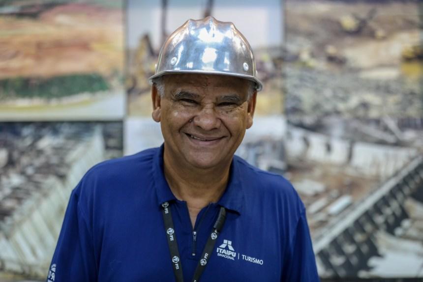 Lazo Cardozo, ex-barrageiro e contador de histórias. Foto: Divulgação PTI.