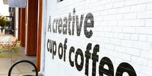 hip Baltimore coffee