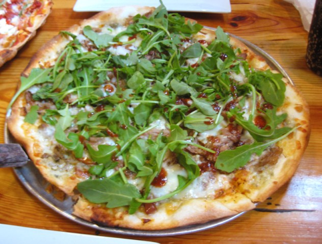 Bagby Pizza Baltimore