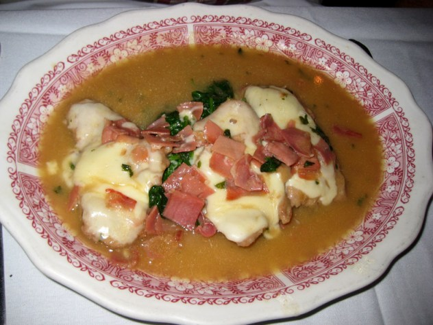 chip saltimbocca Baltimore