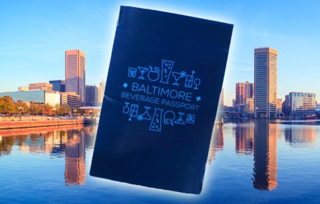 Baltimore Beverage Passport