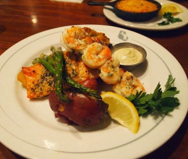 Seafood Platter Baltimore Inner Harbor