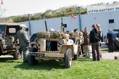 Blyth Battery - SAS willy's jeep