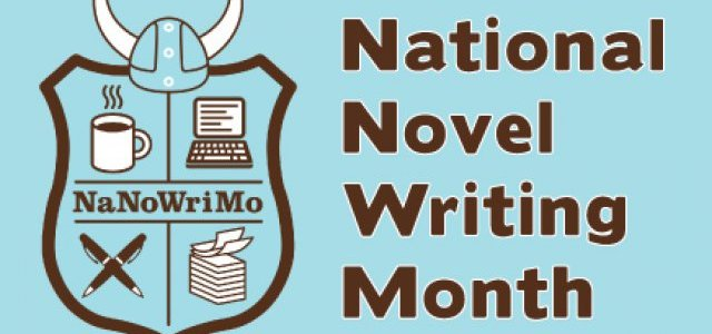 National Novel Writing Month and Me