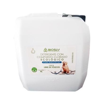 Detergente Ecológico Para Limpieza De Áreas De Mascotas