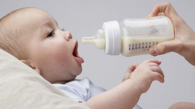 Elige la mejor fórmula para tu bebé