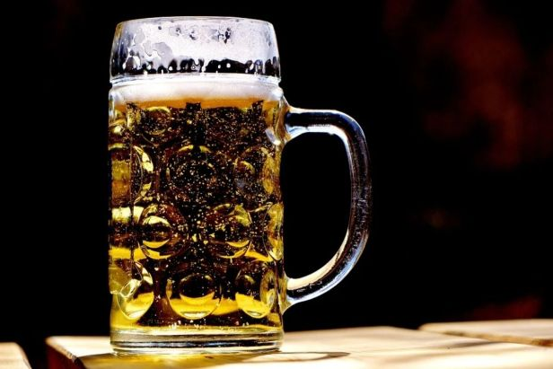 Tarro de cerveza - Claro shop