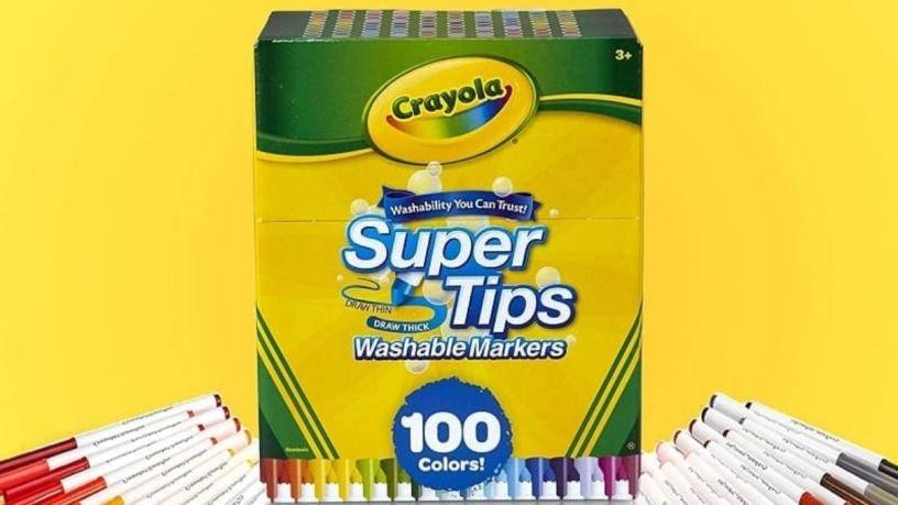Super Tips de Crayola: dale un giro a tus apuntes
