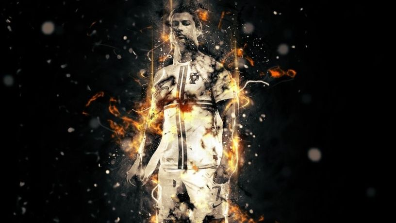 Cristiano Ronaldo: un astro del futbol