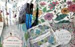 Conoce el mundo de Johanna Basford y sus coloring books