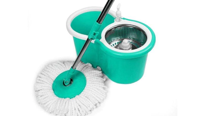 Revoluciona la limpieza del hogar con el Magic Spin Mop