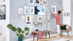 Te decimos dónde colocar tus cuadros para darle más estilo a tus espacios