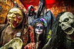 ¡8 máscaras terroríficas que te harán gritar del miedo!