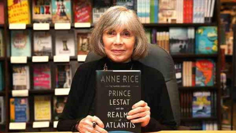 Crónicas vampíricas: la aclamada saga de libros de Anne Rice