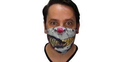 """Terroríficos cubrebocas para ponerte en el """"mood"""" de Halloween"""