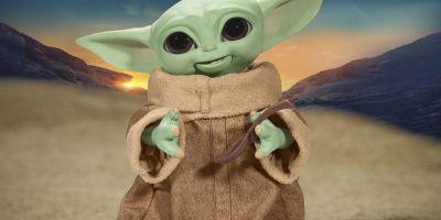 """Snakin' Grogu: El """"Baby Yoda"""" que no puede faltar en tu colección"""