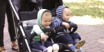 Si estas esperando gemelos, te recomendamos estás carriolas