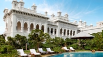 Taj Falaknuma Palace, Hyderabad, India