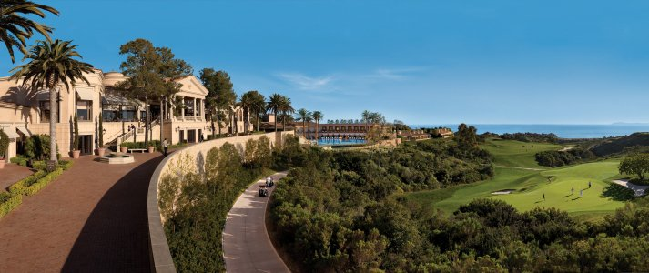 Pelican Hill Panorama