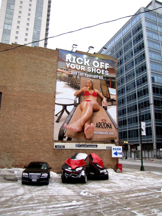 Arizona Tourism Chicago Billboard with Flip Flops.jpg