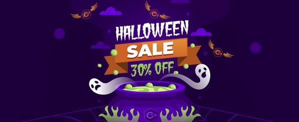 hosting sale