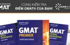 Công cụ Đánh giá điểm GMAT từ GMAC (miễn phí)
