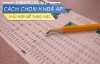 Cách chọn khoá học AP phù hợp để học và thi