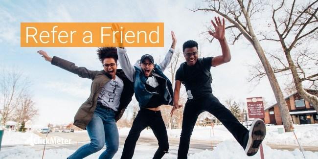 new refer a friend beta program