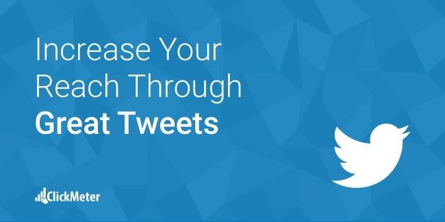 Write great tweets