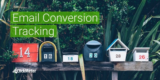 email conversion tracking