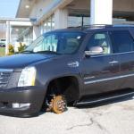 Cele mai furate piese auto din Romania