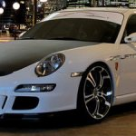 Porsche 911 GT3 cu jante Barracuda Tzunamee
