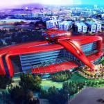 Locuri spectaculoase: Primul hotel cu tematica Ferrari