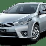 Cea mai vanduta masina din lume este Toyota Corolla