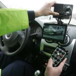 Cea mai mare viteza inregistrata de radar pe autostrazile din Romania