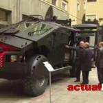 Vehicule noi pentru serviciile speciale confirmate de Vladimir Putin