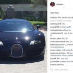 Cristiano Ronaldo si-a facut cadou un Bugatti Veyron Grand Sport Vitesse