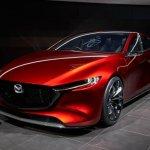 Mazda KAI: Motor pe benzina si aprindere prin compresie