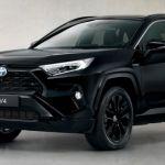 Black Edition  RAV4 Hybrid  se evidentiaza printr-o versiune deosebita