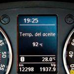 Indicatorul temperaturii exterioare la masini