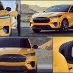 Detalii despre Mustang Mach-E GT Performance Edition