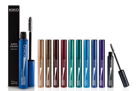 Kiko Super Colour Mascara