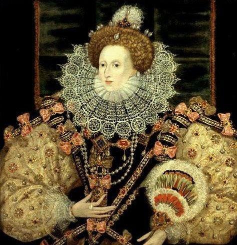 Elisabetta I pare che amasse i trattamenti antirughe, che consistavano in un mix (potremmo dire 'letale'!) di aceto e piombo!