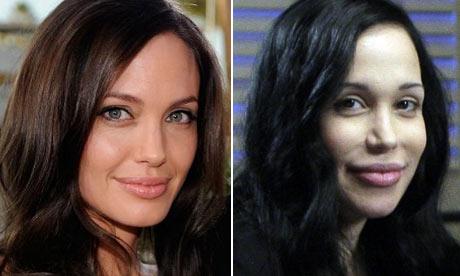 L'ossessione per Angelina
