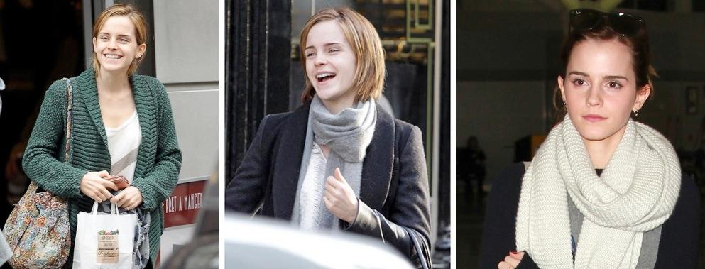 Emma Watson nella vita privata non è un amante del trucco cab1169f99f4