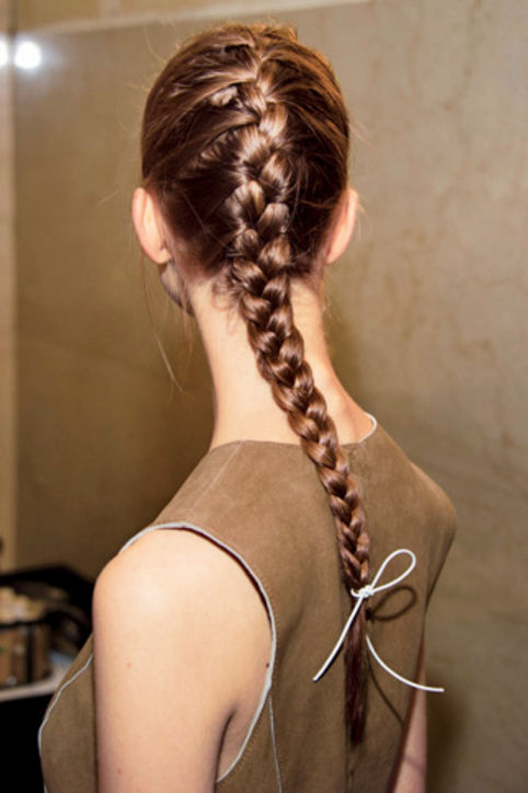 French Braid classica