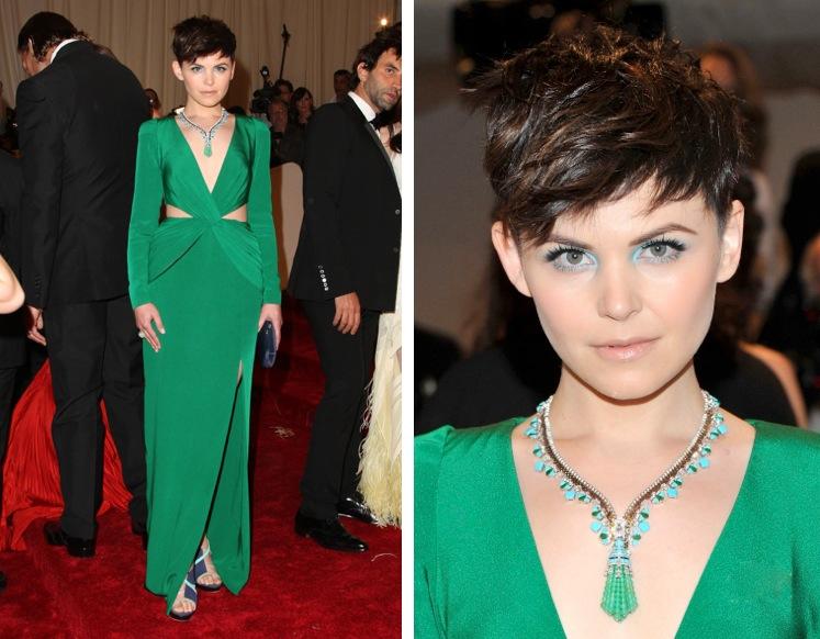 Populaire Che trucco abbinare al vestito? Abiti verdi! ZY62