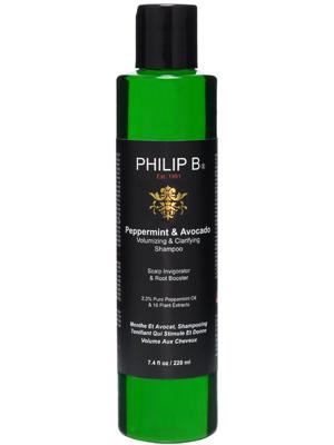 Philip B. Peppermint and Avocado Volumizing Clarifying Shampoo